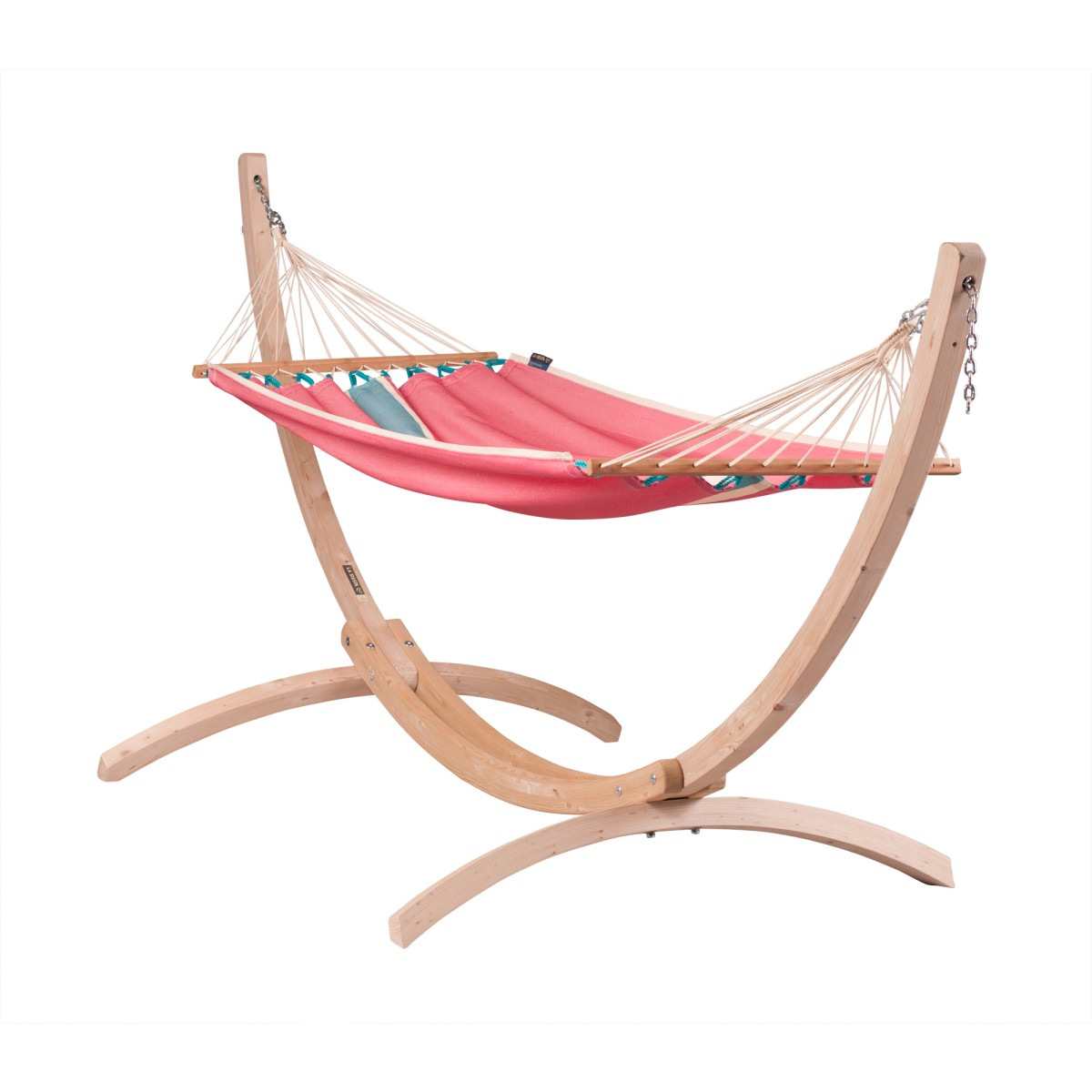 Hamac support awesome support de hamac mtal azteka relax - Hamac double avec support ...
